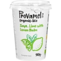 Sojayoghurt Limoen & Melisse 500 gram