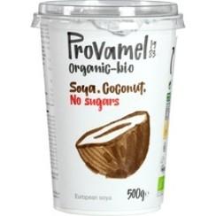 Sojayoghurt Kokosnoot 500 gram
