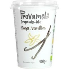Sojayoghurt Vanille 500 gram