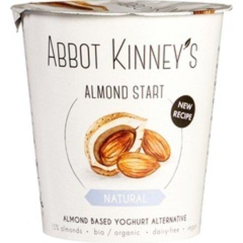 Abbot Kinney's Amandelstart 400 gram