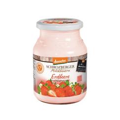 Yoghurt Aardbeien  500 gram