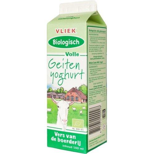 Vliek Geitenyoghurt 500 ml