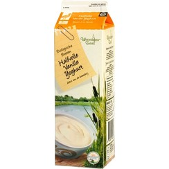 Halfvolle Vanille Yoghurt 1 liter