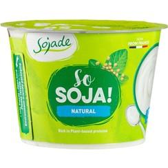 Sojayoghurt Naturel 250 gram
