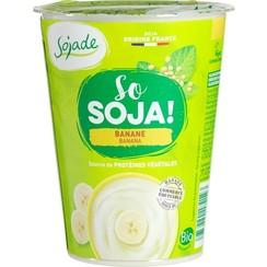 Sojayoghurt Banaan 400 gram