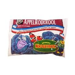 Rode Kool met Appel Verpakt 500 gram