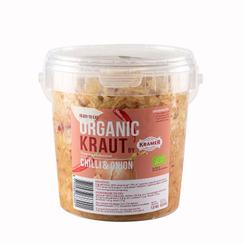 Zuurkool Chilli & Ui 300 gram