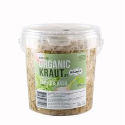 Zuurkool Knoflook & Basilicum 300 gram