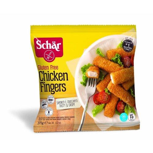 Schär Diepvries Chicken Fingers 375 gram