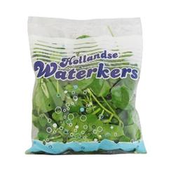 Waterkers Verpakt per 100 gram