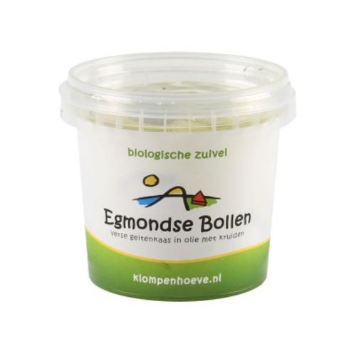 Klompenhoeve Egmondse Bollen Geitenkaas 150 gram