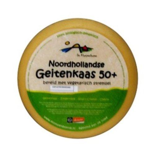 Klompenhoeve Geitenkaas Belegen 50+ ca 300 gram