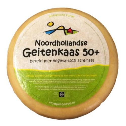 Klompenhoeve Geitenkaas Oud 50+ ca 300 gram
