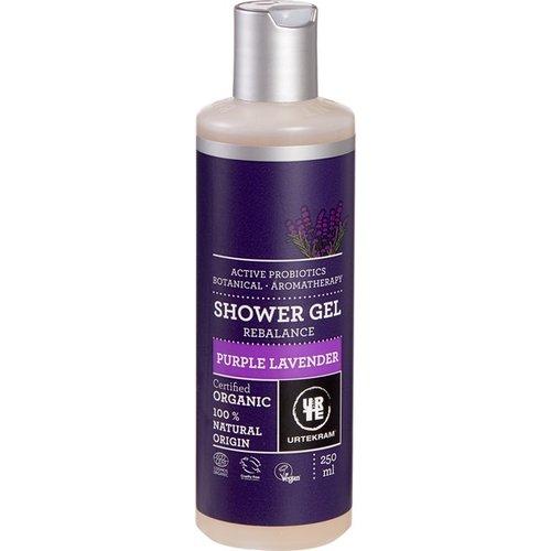 Urtekram Douchegel Purple Lavender 250 ml