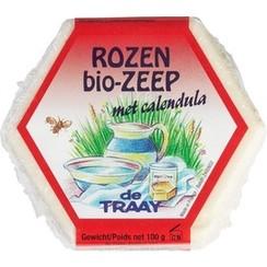 Rozenzeep met Calendula 100 gram