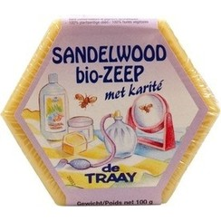 Sandelhoutzeep 100 gram