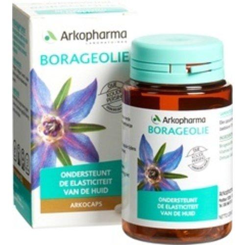 Arkopharma Borage-olie Voedingssupplement 45 stuks
