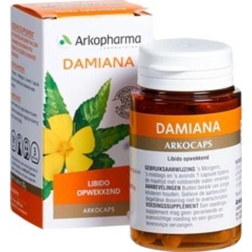 Arkopharma Damiana Voedingssupplement 45 stuks