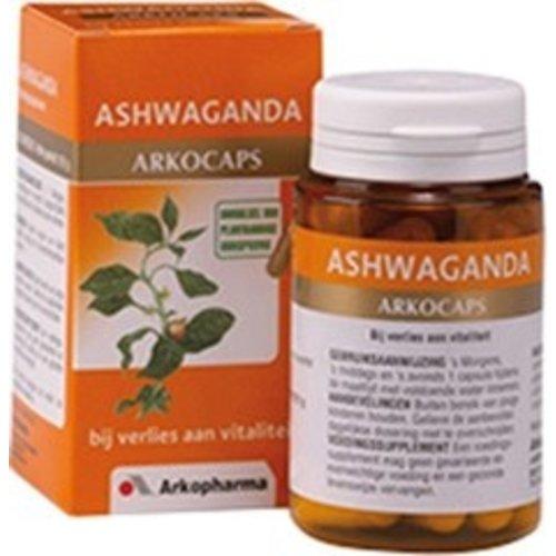 Arkopharma Ashwaganda Voedingssupplement 45 stuks