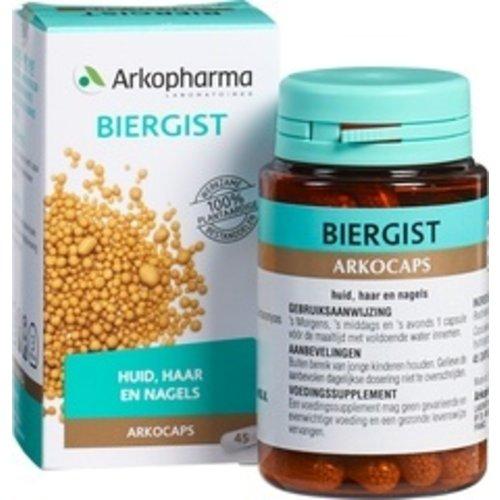 Arkopharma Biergist Voedingssupplement 45 stuks