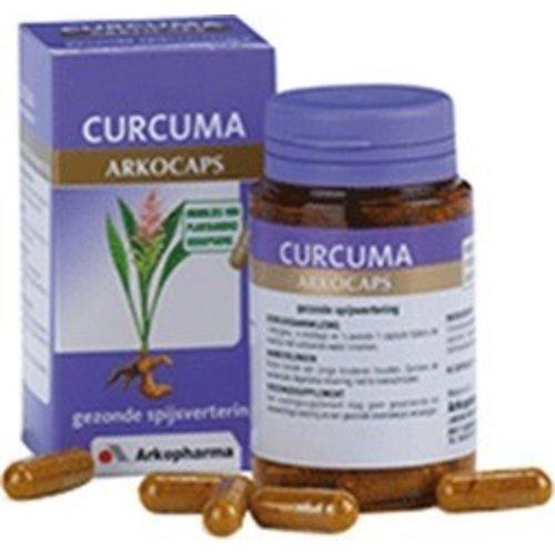 Arkopharma Curcuma Voedingssupplement 45 stuks