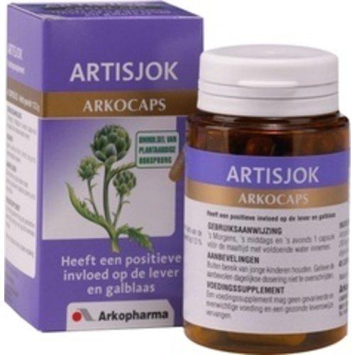 Arkopharma Artisjok Voedingssupplement 45 stuks