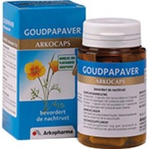 Arkopharma Goudpapaver Voedingssupplement 150 stuks