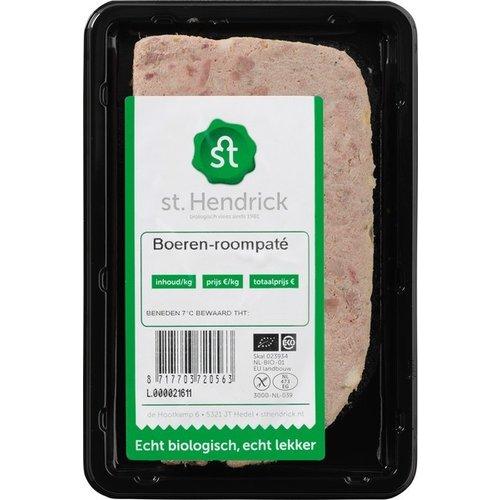 St. Hendrick Boeren Roompaté 140 gram
