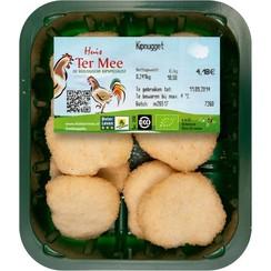 Kipnuggets Voorgegaard ca 200 gram
