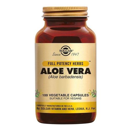 Solgar Aloe Vera 100 stuks