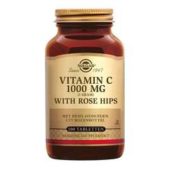 Vitamine C met Rozenbottel 100 stuks
