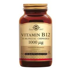 Vitamin B-12 1000 µg 100 stuks