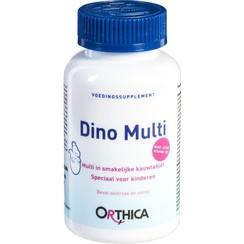 Dino Multivitamine Kauwtabletten 6 stuks