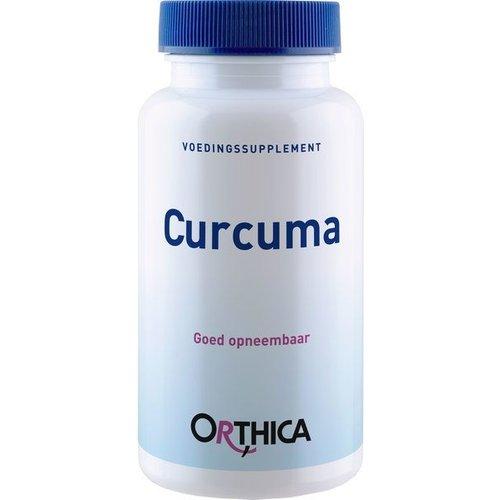 Orthica Curcuma 60 capsules