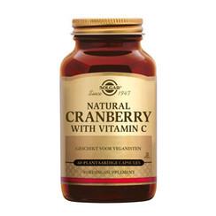 Cranberry met Vitamine C 60 capsules