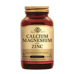 Calcium Magnesium plus Zink 100 tabletten