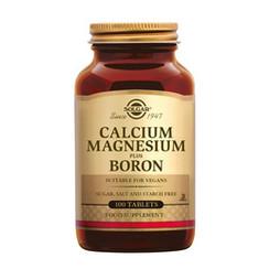 Calcium Magnesium plus Borium 100 tabletten