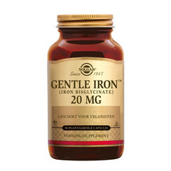 Gentle Iron 20 mg 90 Capsules