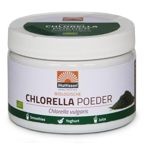 Mattisson Chlorella Poeder 125 gram