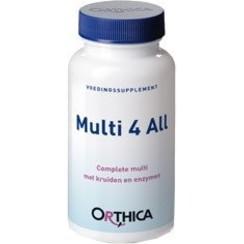 Multi 4 All 60 tabletten
