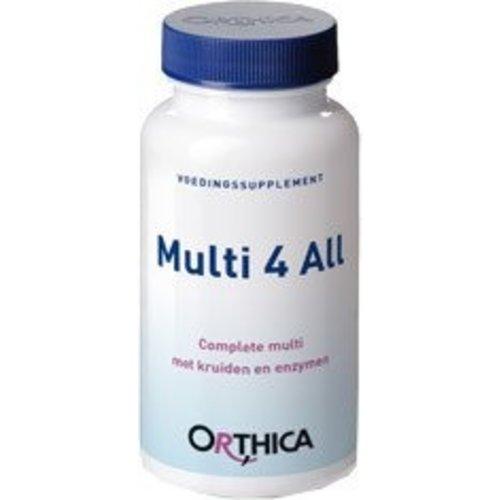 Orthica Multi 4 All 60 tabletten