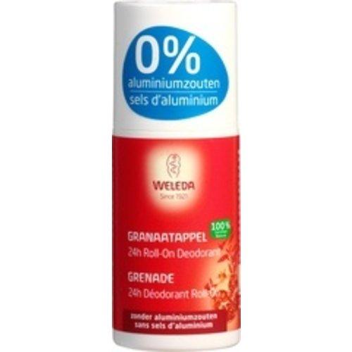 Weleda Granaatappel 24H roll-on 50 ml