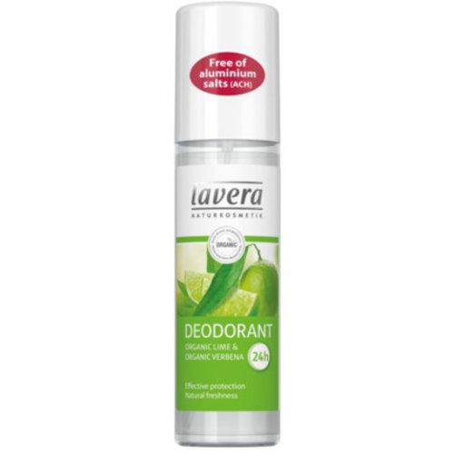 Lavera Deodorant Spray Lime & Verbena 75 ml
