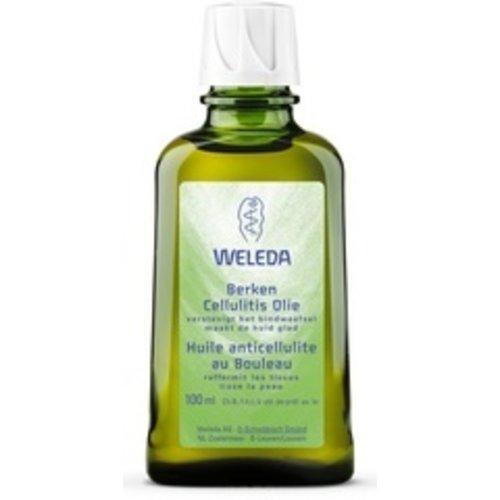 Weleda Berken Cellulitis Olie 100 ml