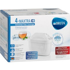 Maxtra+ Waterfilter 4-pack
