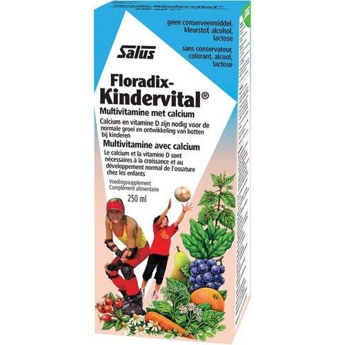 Salus Floradix Kindervital Multivitamine 250 ml