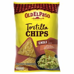 Tortilla Chips Chili 185 gram