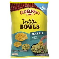 Tortilla Bowls Zeezout 150 gram