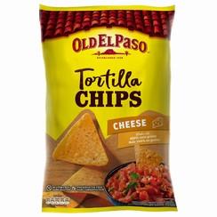 Tortilla Chips Cheese 185 gram