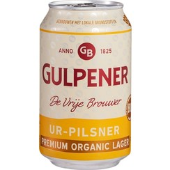 Ur-Pilsner Bier Blik 330 ml
